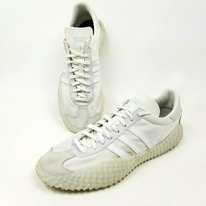 Adidas Country X Kamanda Mens Shoes Cloud White